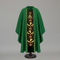 Gothic Chasuble 6303 - Green
