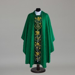 Gothic Chasuble 6309 - Green