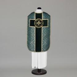 Roman Chasuble 6325 - Green