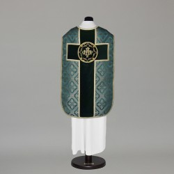 Roman Chasuble 6325 - Green
