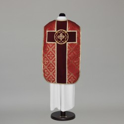 Roman Chasuble 6326 - Red