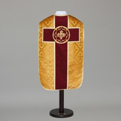 Roman Chasuble 6327 - Gold
