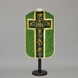 Roman Chasuble 6329 - Green