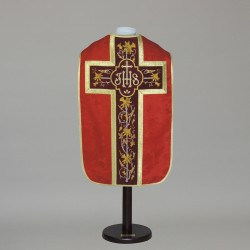 Roman Chasuble 6330 - Red