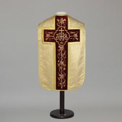 Roman Chasuble 6332 - Gold