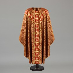Gothic Chasuble 6333 - Red