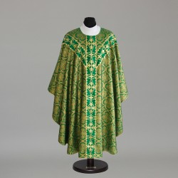 Gothic Chasuble 6334 - Green