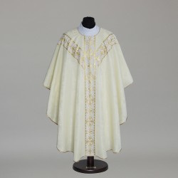 Gothic Chasuble 6335 - Cream