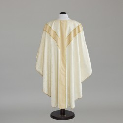 Gothic Chasuble 6336 - Cream
