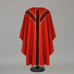 Gothic Chasuble 6338 - Red