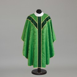 Gothic Chasuble 6340 - Green