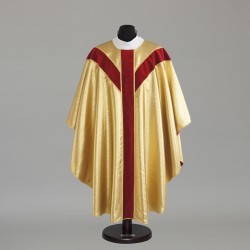 Gothic Chasuble 6342 - Gold