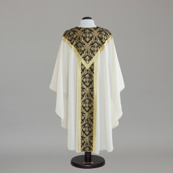 Gothic Chasuble 6344 - Cream