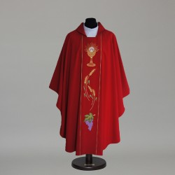 Gothic Chasuble 6349 - Red