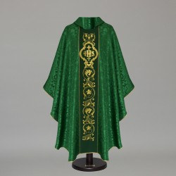 Gothic Chasuble 6352 - Green