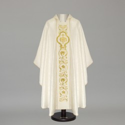 Gothic Chasuble 6353 - Cream