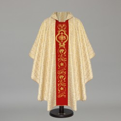 Gothic Chasuble 6356 - Gold