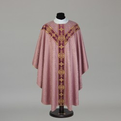 Gothic Chasuble 6358 - Rose