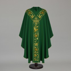 Gothic Chasuble 6360 - Green