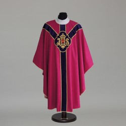 Gothic Chasuble 6362 - Rose