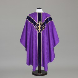 Gothic Chasuble 6363 - Purple