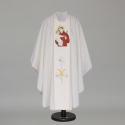 Gothic Chasuble 6369 - Cream