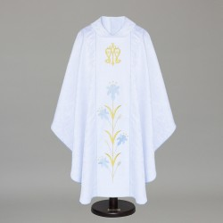Marian Gothic Chasuble 6368...