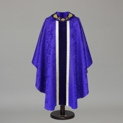 Gothic Chasuble 6010 - Purple