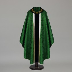 Gothic Chasuble 6014 - Green