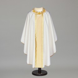 Gothic Chasuble 6015 - Cream