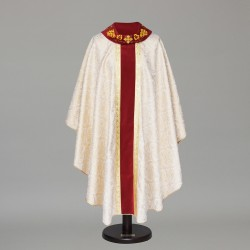 Gothic Chasuble 6017 - Gold