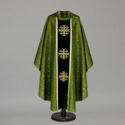 Gothic Chasuble 6041 - Green