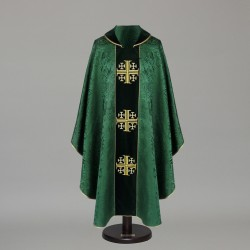 Gothic Chasuble 6037 - Green