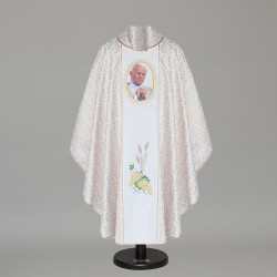 Gothic Chasuble 6387 - Gold