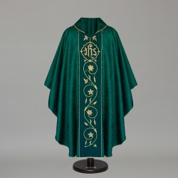 Gothic Chasuble 6392 - Green