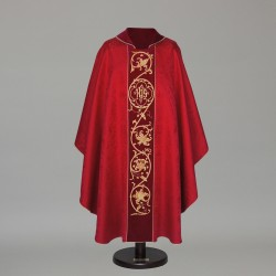 Gothic Chasuble 6051 - Red