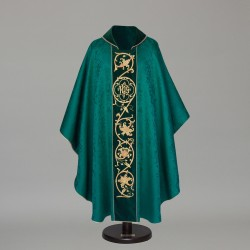 Gothic Chasuble 6055 - Green