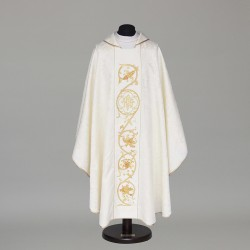 Gothic Chasuble 6056 - Cream