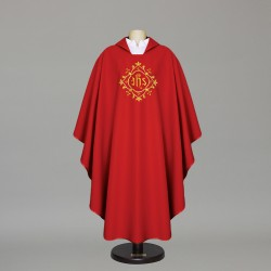 Gothic Chasuble 6394 - Red
