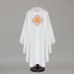 Gothic Chasuble 5848 - Cream