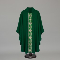 Gothic Chasuble 6400 - Green