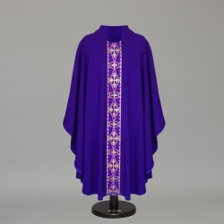 Gothic Chasuble 6401 - Purple
