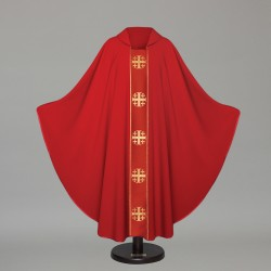 Gothic Chasuble 6402 - Red