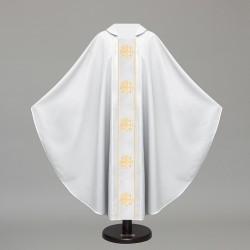 Gothic Chasuble 6403 - White