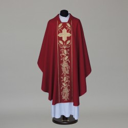 Gothic Chasuble 6406 - Red