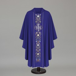 Gothic Chasuble 6410 - Purple