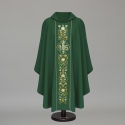 Gothic Chasuble 6411 - Green