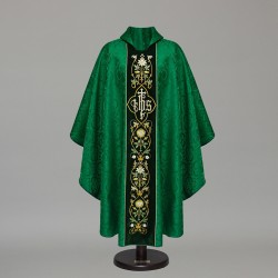 Gothic Chasuble 6413 - Green