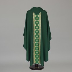 Gothic Chasuble 6134 - Green