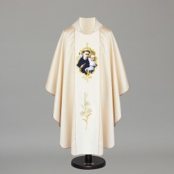 Gothic Chasuble 6135 - Gold